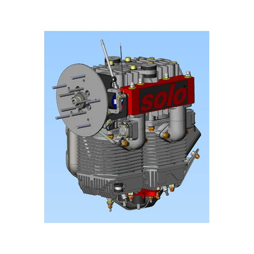SOLO Aircraft Engine 2350