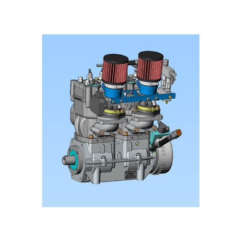 SOLO Aircraft Engine 2625 02 i