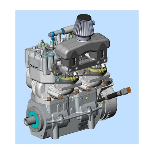 SOLO Aircraft Engine 2625 01 i